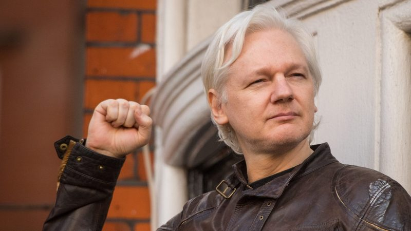 Julian Assange's Physical and Mental Health After 7 Years In Asylum