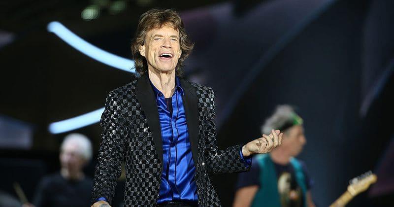 Rockstar Mick Jagger Has a Damaged Heart