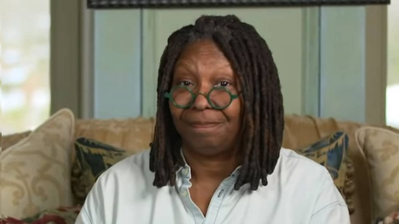 Whoopi Goldberg Was Hospitalised Due To Pneumonia In Both Lungs