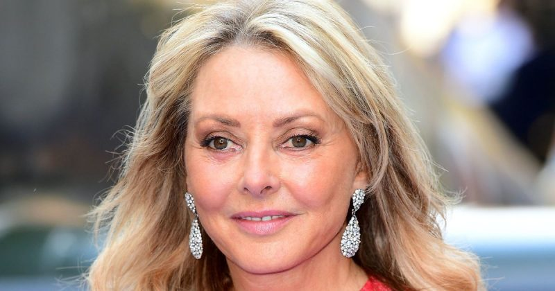 TV Star Carol Vorderman Laser Eye Surgery!!!