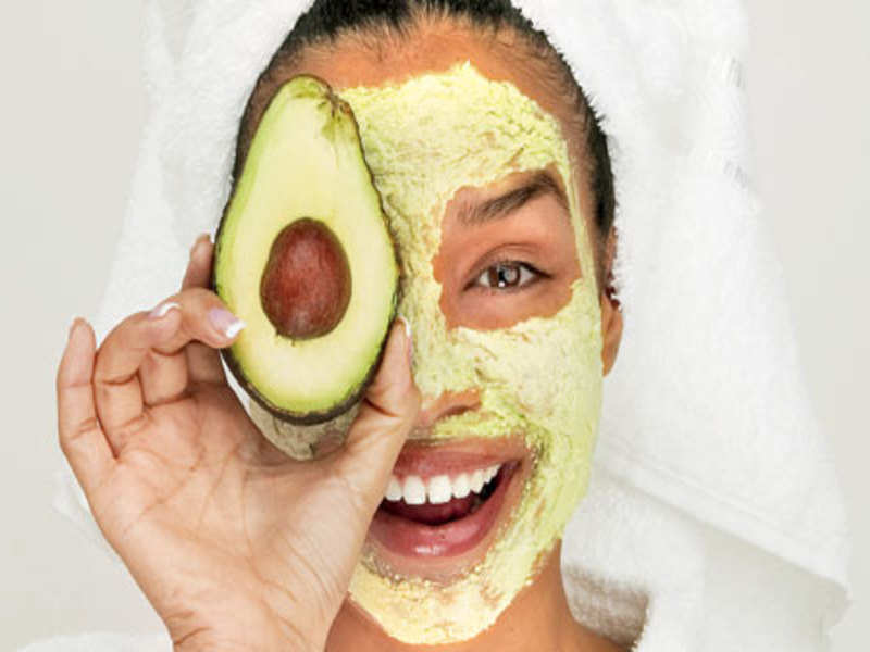 Home remedy mask recipes for different skin types.