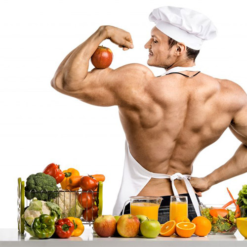 Making Muscles is not just about exercise, it is important to eat these foods
