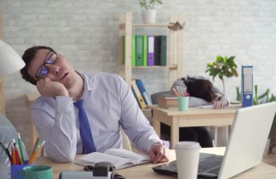 Sleepy during office hours? How to remain fresh and energetic during duty?