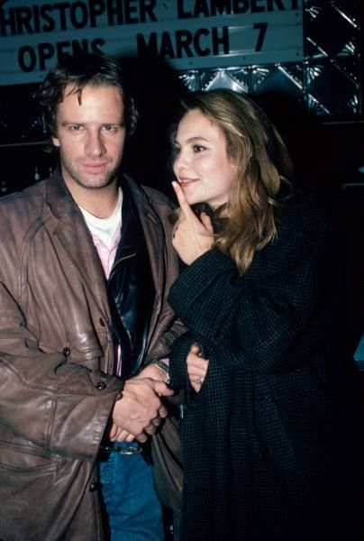 Diane Lane and Christopher Lambert.