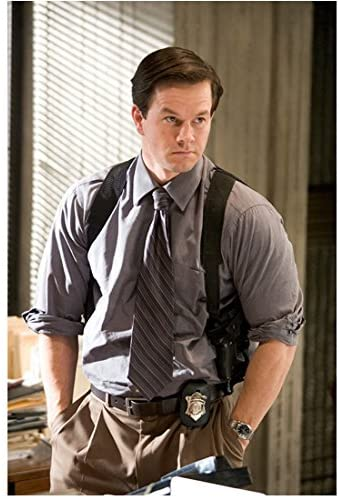 Mark Wahlberg in the movie The Departed.