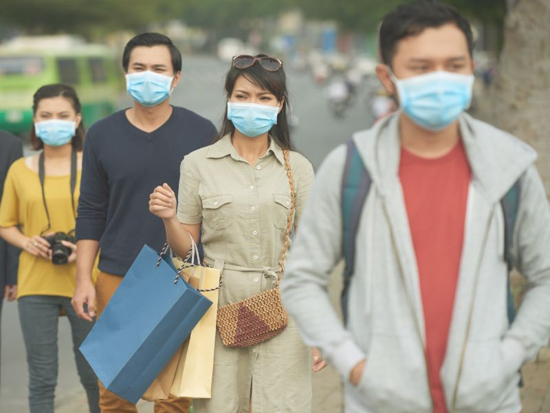 Should I or should I not wear a mask? Advantages and disadvantages of wearing a mask