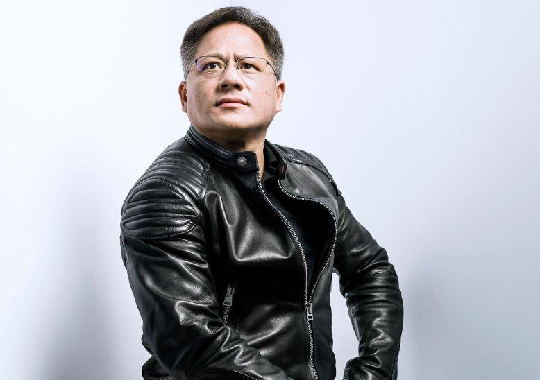 Jensen Huang