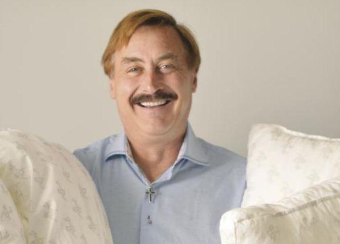 Michael J. Lindell, My Pillow Guy