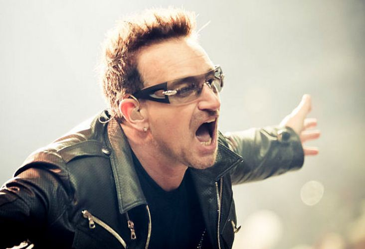Bono, Bon, B-Man, The Mirrorball man