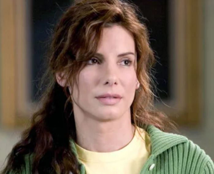 Sandra Bullock, Sandy, America's Sweetheart